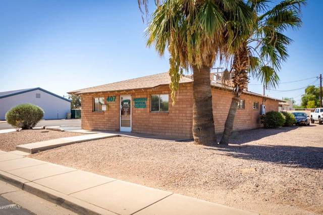 407 N 4TH Street, Buckeye, AZ 85326 (MLS #6137482) :: Conway Real Estate