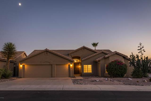 9519 E Rockwood Drive, Scottsdale, AZ 85255 (MLS #6137502) :: Lifestyle Partners Team