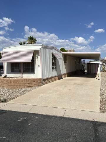 3411 S Camino Seco #433, Tucson, AZ 85730 (MLS #6137611) :: Walters Realty Group