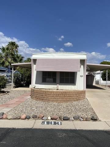 3411 S Camino Seco #200, Tucson, AZ 85730 (MLS #6137650) :: West Desert Group   HomeSmart