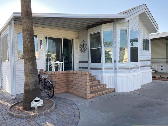 2122 S Cherokee Avenue, Apache Junction, AZ 85119 (MLS #6137688) :: Klaus Team Real Estate Solutions