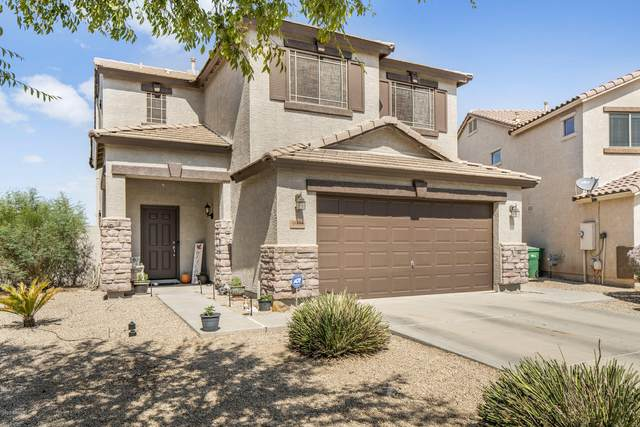 36126 W Velazquez Drive, Maricopa, AZ 85138 (MLS #6137693) :: Yost Realty Group at RE/MAX Casa Grande