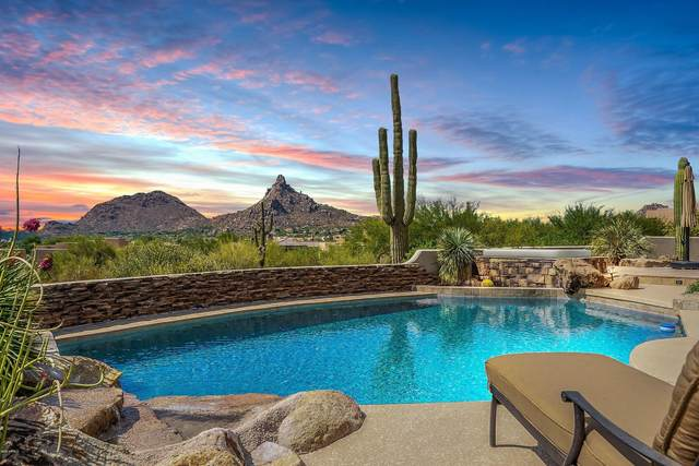 10684 E Candlewood Drive, Scottsdale, AZ 85255 (MLS #6137742) :: Yost Realty Group at RE/MAX Casa Grande