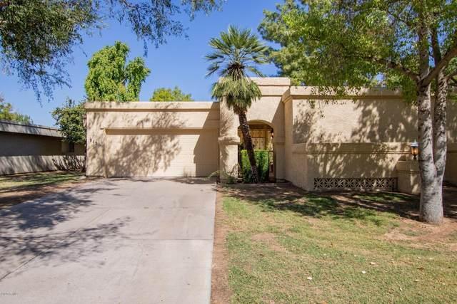 8156 E Del Cuarzo Drive, Scottsdale, AZ 85258 (MLS #6137765) :: Dave Fernandez Team | HomeSmart