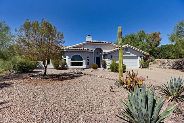 11610 N Mission Bell Court, Fountain Hills, AZ 85268 (MLS #6137791) :: Keller Williams Realty Phoenix