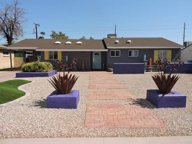 5711 N 11TH Way, Phoenix, AZ 85014 (MLS #6137870) :: The Laughton Team