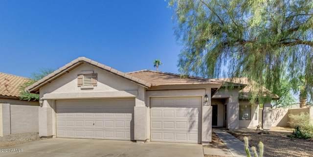 324 W Thompson Place, Chandler, AZ 85286 (MLS #6137898) :: Dave Fernandez Team | HomeSmart