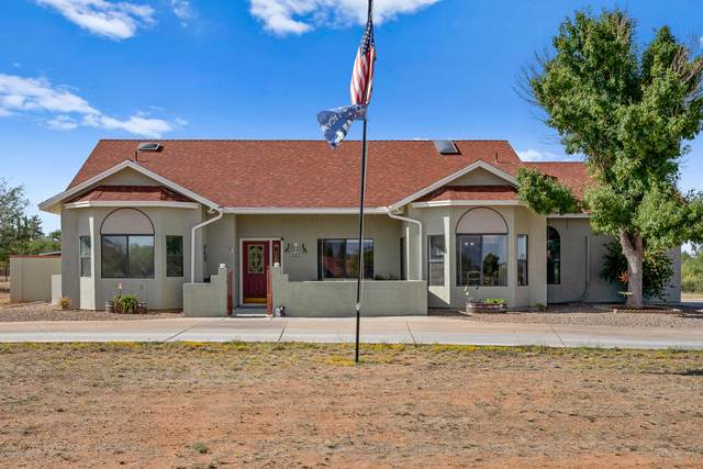 1698 N San Gabriel Avenue, Sierra Vista, AZ 85635 (MLS #6137989) :: Balboa Realty
