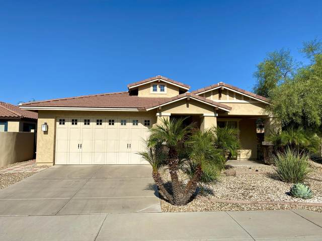 7000 W Mayberry Trail, Peoria, AZ 85383 (MLS #6138131) :: Devor Real Estate Associates
