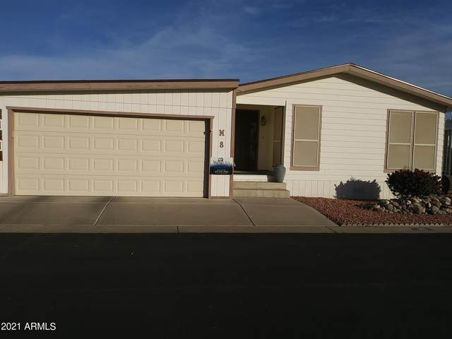 11201 N El Mirage Road M8, El Mirage, AZ 85335 (MLS #6138158) :: Long Realty West Valley