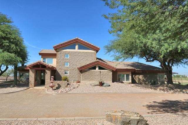 3840 S 83RD Avenue, Phoenix, AZ 85043 (MLS #6138285) :: Executive Realty Advisors