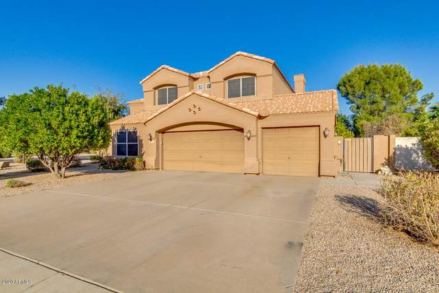1635 S Dillon, Mesa, AZ 85209 (MLS #6138380) :: My Home Group