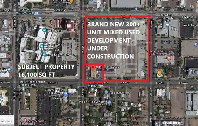 104 E 1ST Avenue, Mesa, AZ 85210 (#6138696) :: AZ Power Team | RE/MAX Results