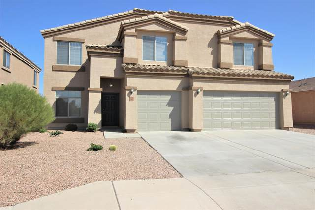 19411 N Toya Street, Maricopa, AZ 85138 (MLS #6138765) :: Yost Realty Group at RE/MAX Casa Grande