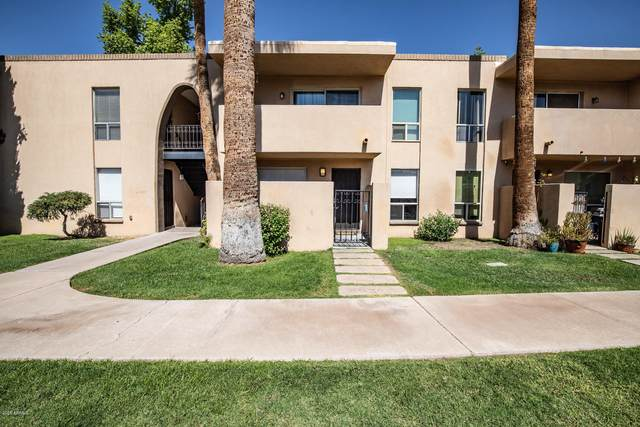 5135 N 10th Street #3, Phoenix, AZ 85014 (MLS #6139069) :: Scott Gaertner Group