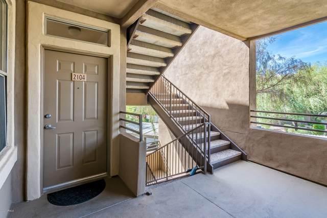 20100 N 78TH Place #2104, Scottsdale, AZ 85255 (MLS #6139231) :: Lifestyle Partners Team