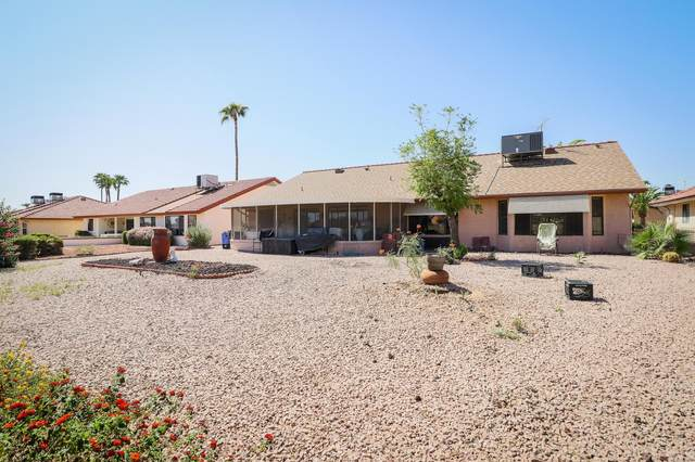 19023 N 143rd Avenue, Sun City West, AZ 85375 (MLS #6139280) :: The J Group Real Estate | eXp Realty