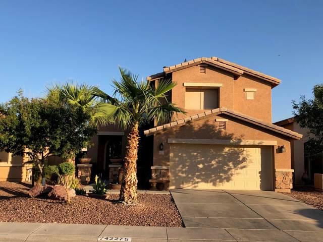 42275 W Calle Street, Maricopa, AZ 85138 (MLS #6139281) :: Brett Tanner Home Selling Team