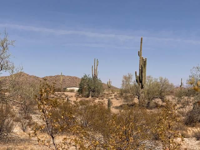 0 W Silverdale, Queen Creek, AZ 85142 (MLS #6139361) :: Nate Martinez Team