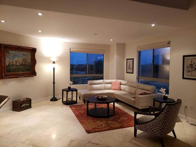 15802 N 71ST Street #409, Scottsdale, AZ 85254 (MLS #6139452) :: Service First Realty