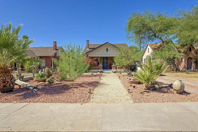 2214 N 12TH Street, Phoenix, AZ 85006 (MLS #6139743) :: Brett Tanner Home Selling Team