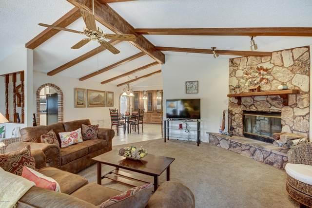 6209 E Mckellips Road #54, Mesa, AZ 85215 (MLS #6139970) :: Maison DeBlanc Real Estate