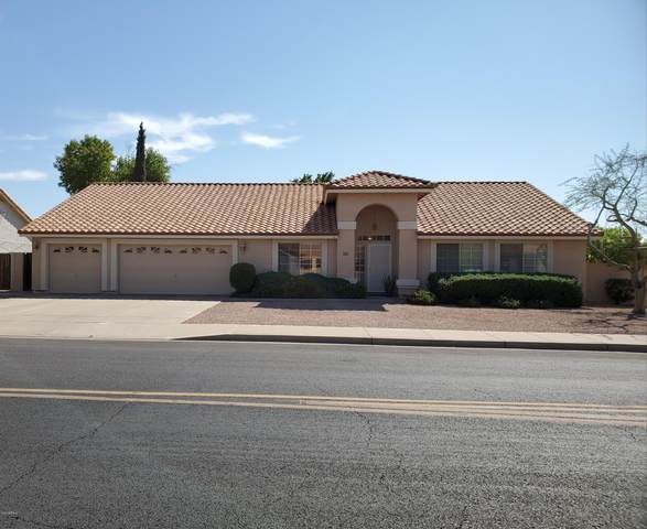 2833 E Hermosa Vista Drive, Mesa, AZ 85213 (MLS #6140033) :: The Garcia Group
