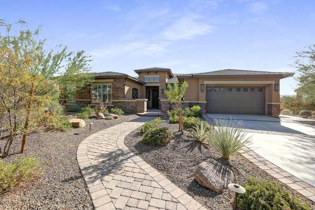 20931 W Hillcrest Boulevard, Buckeye, AZ 85396 (MLS #6140506) :: Long Realty West Valley
