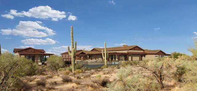 8554 E Tecolote Circle, Scottsdale, AZ 85266 (MLS #6141296) :: Yost Realty Group at RE/MAX Casa Grande