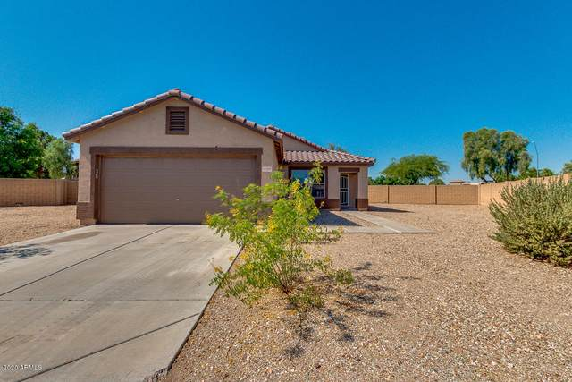 15386 N 155TH Lane, Surprise, AZ 85379 (MLS #6141517) :: Arizona Home Group