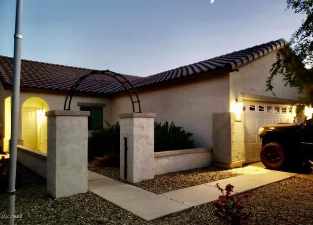 5819 W Desert Drive, Laveen, AZ 85339 (MLS #6141524) :: Homehelper Consultants