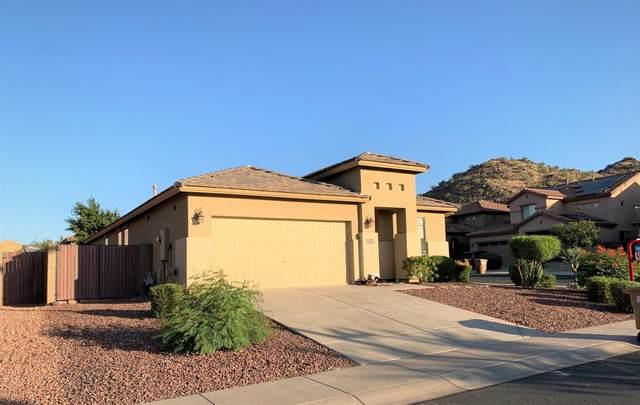 7036 W Eagle Ridge Lane, Peoria, AZ 85383 (MLS #6141578) :: The Laughton Team