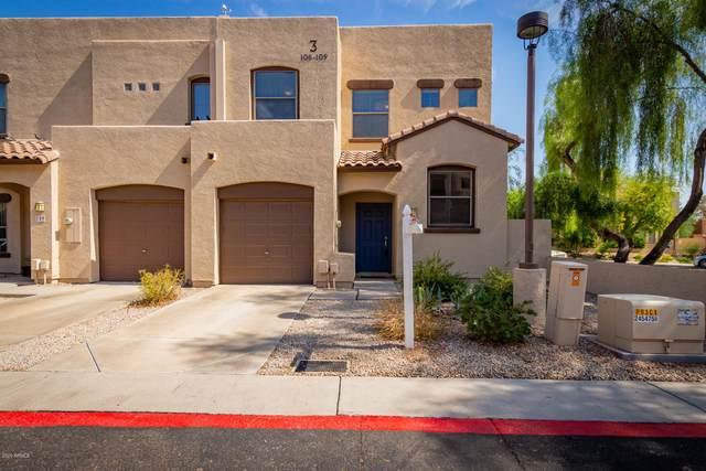 1930 E Hayden Lane #108, Tempe, AZ 85281 (MLS #6142115) :: Lifestyle Partners Team