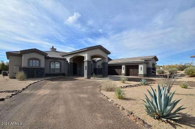 14219 E Quail Track Road, Scottsdale, AZ 85262 (MLS #6142841) :: Yost Realty Group at RE/MAX Casa Grande