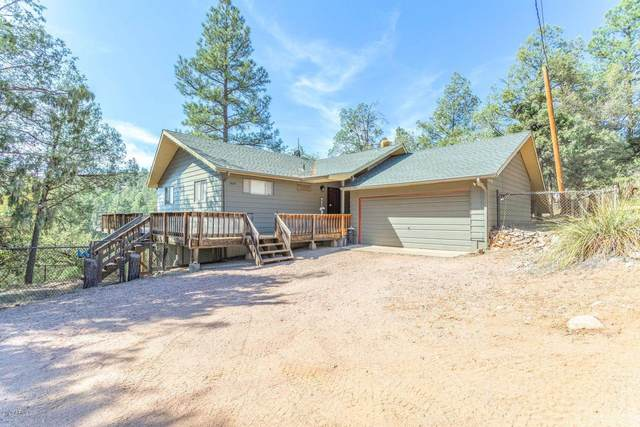 369 Raccoon Lane, Payson, AZ 85541 (MLS #6142916) :: The J Group Real Estate | eXp Realty