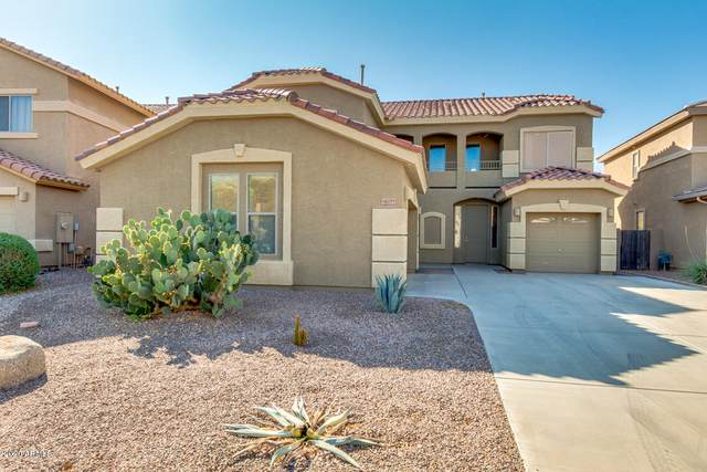 44295 W Yucca Lane, Maricopa, AZ 85138 (MLS #6143539) :: NextView Home Professionals, Brokered by eXp Realty