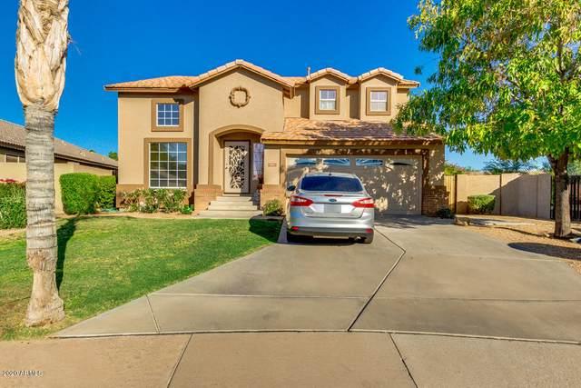 2857 S Mesita Avenue, Mesa, AZ 85212 (MLS #6143682) :: John Hogen | Realty ONE Group