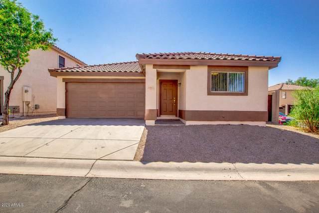 3263 S Bowman Road, Apache Junction, AZ 85119 (MLS #6143805) :: The Riddle Group