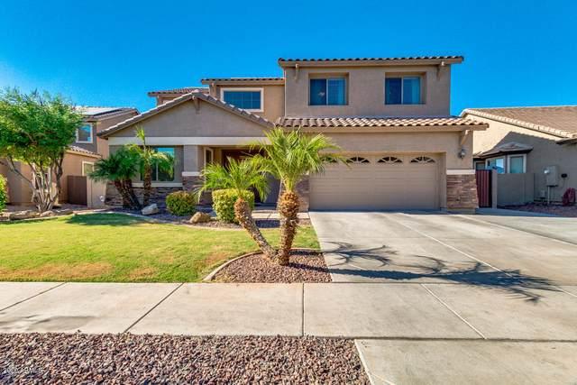 3436 E Aris Drive, Gilbert, AZ 85298 (MLS #6143881) :: Nate Martinez Team