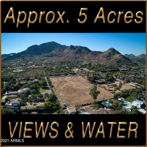5748 E Mockingbird Lane, Paradise Valley, AZ 85253 (MLS #6144036) :: The Riddle Group