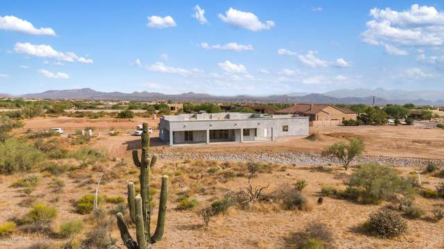 14329 E Dale Lane, Scottsdale, AZ 85262 (MLS #6144078) :: John Hogen | Realty ONE Group