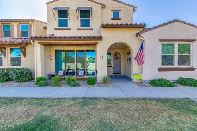 3855 S Mcqueen Road #13, Chandler, AZ 85286 (#6144096) :: Luxury Group - Realty Executives Arizona Properties