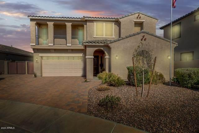 4122 E Zion Place, Chandler, AZ 85249 (MLS #6144459) :: The Helping Hands Team