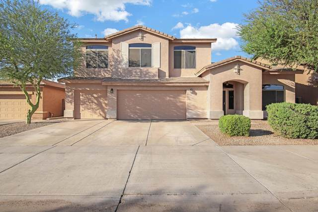5424 W Sunland Avenue, Laveen, AZ 85339 (MLS #6144497) :: The J Group Real Estate   eXp Realty