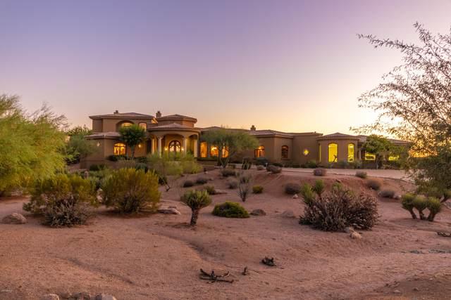 10917 E Troon North Drive, Scottsdale, AZ 85262 (MLS #6144553) :: Yost Realty Group at RE/MAX Casa Grande