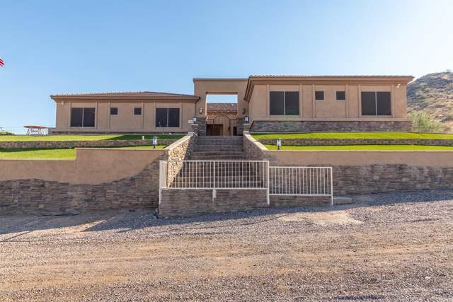 13819 W Harwell Road, Goodyear, AZ 85338 (MLS #6144676) :: Nate Martinez Team