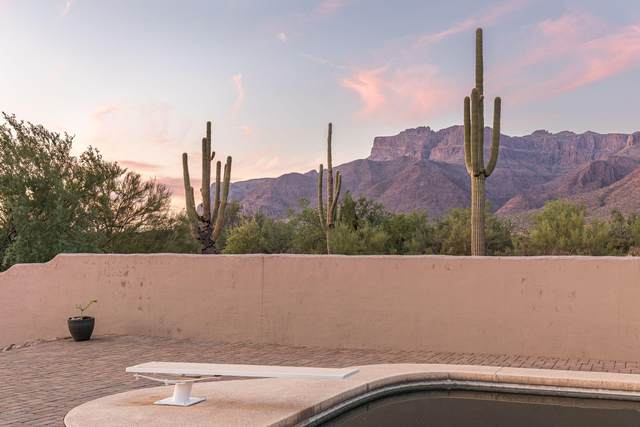 2445 S Falling Star Road, Gold Canyon, AZ 85118 (MLS #6144891) :: The Helping Hands Team
