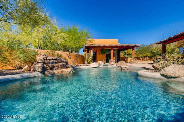 35585 N Canyon Crossings Drive, Carefree, AZ 85377 (MLS #6144983) :: The Riddle Group