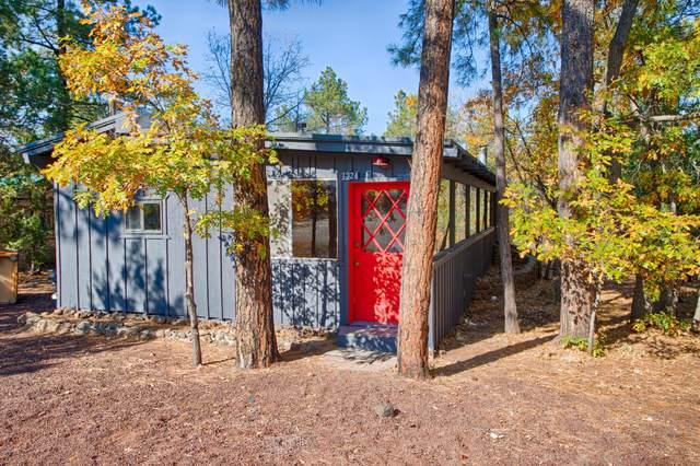 1324 E Beavertail Lane, Pinetop, AZ 85935 (MLS #6145390) :: Walters Realty Group