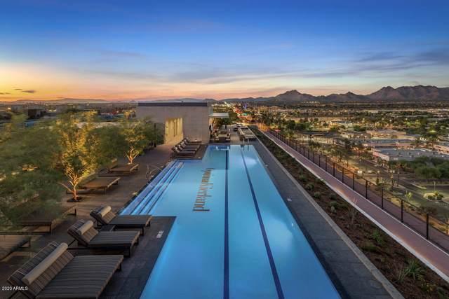 7180 E Kierland Boulevard #811, Scottsdale, AZ 85254 (MLS #6145421) :: The Ethridge Team